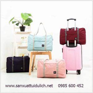 Sản xuất túi du lịch gấp gọn