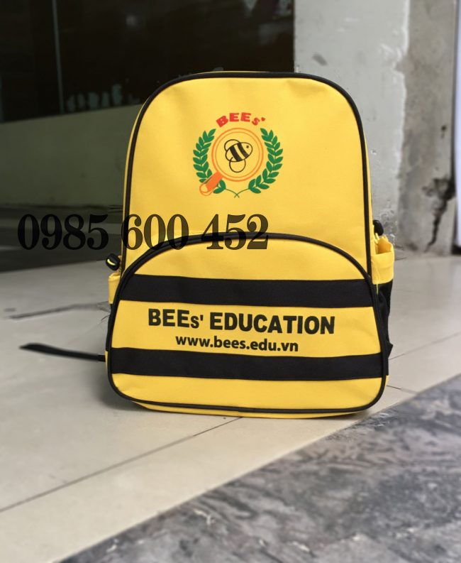 Sản xuất balo mầm non Bee