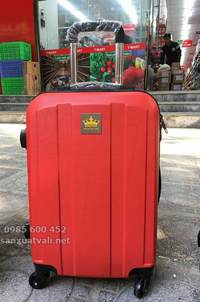 Sản xuất vali nhựa quà tặng Kingphar