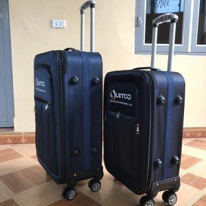 Sản xuất vali xuất khẩu lao động Letco