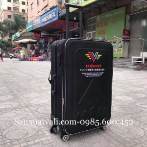 Sản xuất vali xuất khẩu lao động Triển Việt