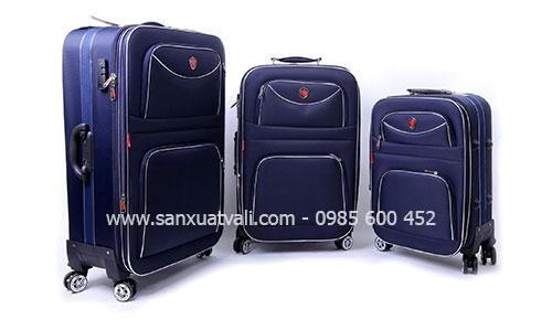 Sản xuất vali kéo giá rẻ
