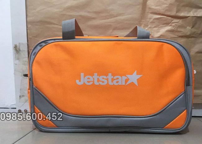 Sản xuất túi du lịch Jetstar